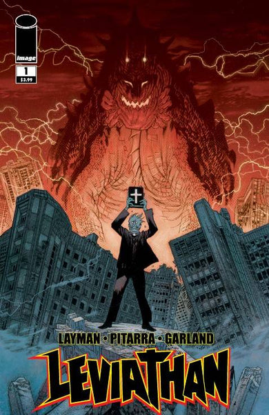 LEVIATHAN #1 CVR B HARREN - Kings Comics