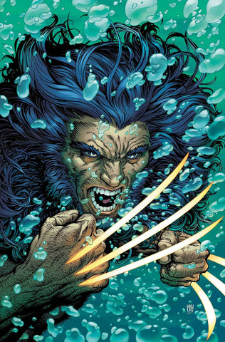 RETURN OF WOLVERINE #2