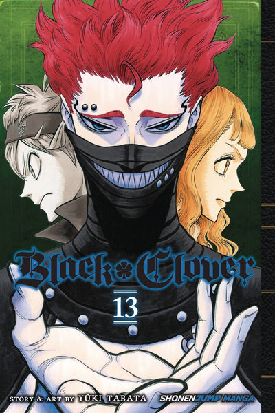 BLACK CLOVER GN VOL 13