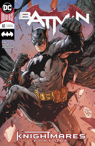 BATMAN VOL 3 #61