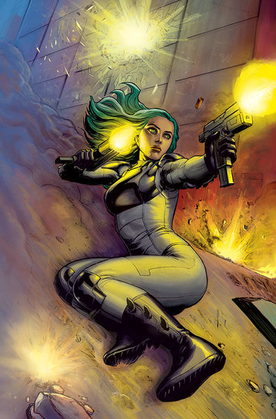 CYBER FORCE VOL 5 #7 CVR B VIRGIN