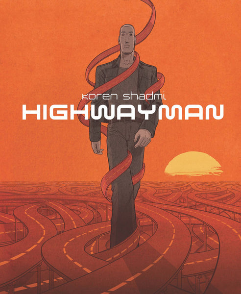 HIGHWAYMAN TP - Kings Comics