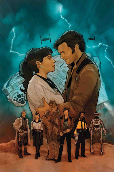 STAR WARS SOLO ADAPTATION #4