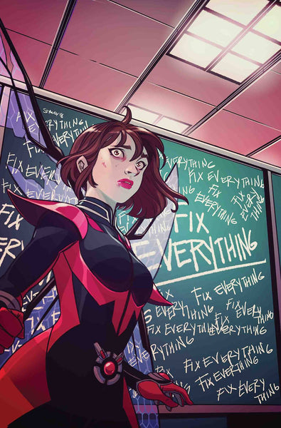 UNSTOPPABLE WASP VOL 2 #4