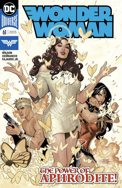 WONDER WOMAN VOL 5 #61
