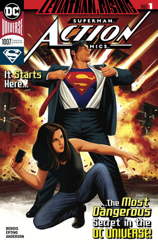 ACTION COMICS VOL 2 #1007