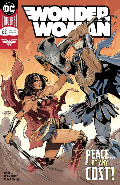 WONDER WOMAN VOL 5 #62