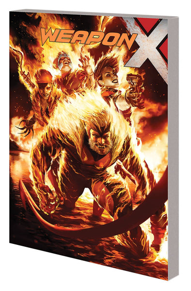 WEAPON X TP VOL 05 WEAPON X-FORCE