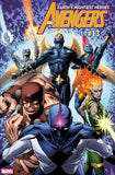 AVENGERS VOL 7 #13 ZIRCHER GOTG VAR