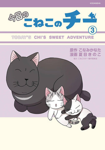 CHI SWEET ADVENTURES GN VOL 03