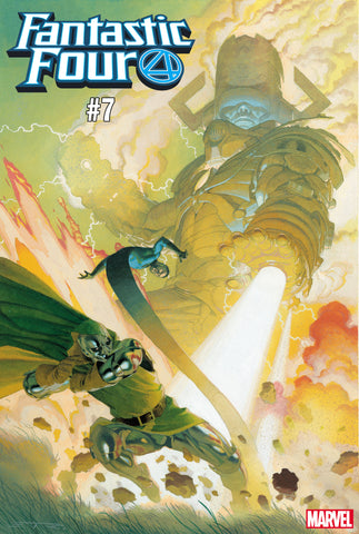 FANTASTIC FOUR VOL 6 #7
