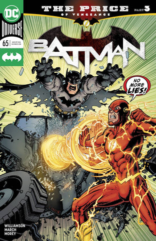 BATMAN VOL 3 #65 THE PRICE