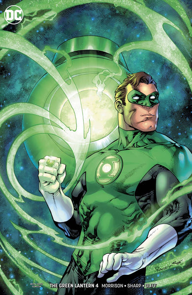 GREEN LANTERN VOL 6 #4 VAR ED