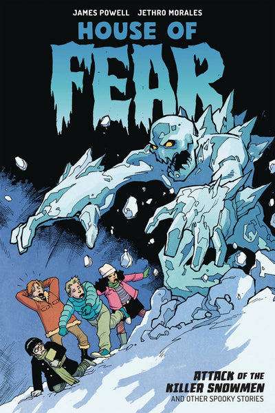 HOUSE OF FEAR TP ATTACK OF KILLER SNOWMEN & OTHER STORIES