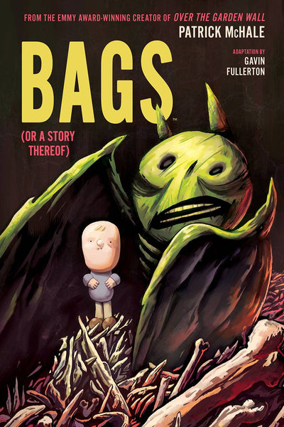 BAGS OR A STORY THEREOF ORIGINAL GN - Kings Comics