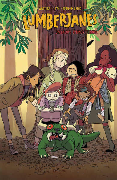 LUMBERJANES TP VOL 12 - Kings Comics