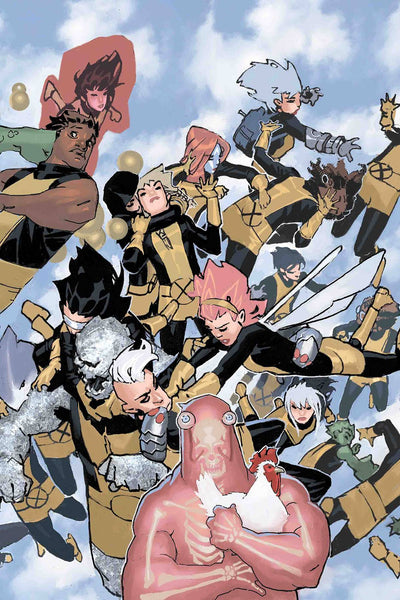 AGE OF X-MAN NEXTGEN #3