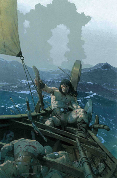 CONAN THE BARBARIAN VOL 4 #5