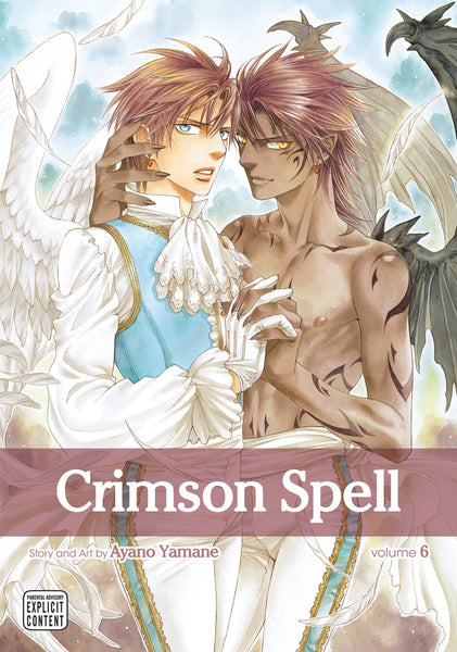 CRIMSON SPELL GN VOL 06 - Kings Comics