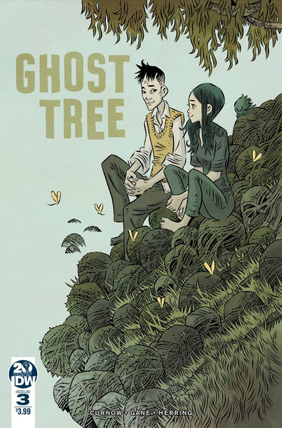 GHOST TREE #3 CVR A GANE - Kings Comics