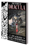 TOMB OF DRACULA TP DAY OF BLOOD NIGHT OF REDEMPTION