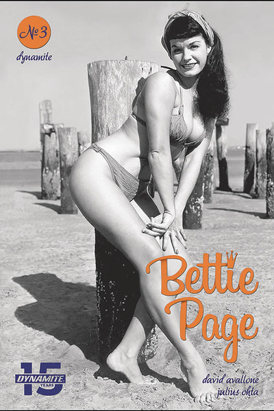 BETTIE PAGE UNBOUND #3 CVR E PHOTO - Kings Comics