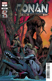 CONAN THE BARBARIAN VOL 4 #7 PACHECO MARVELS 25TH ANNIVERSARY VAR
