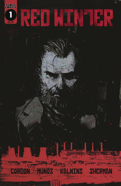 RED WINTER #1 - Kings Comics