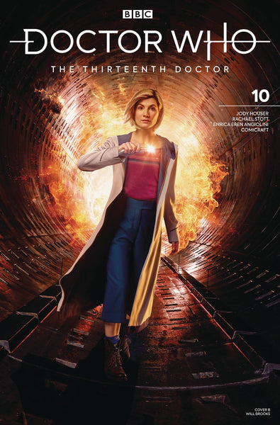 DOCTOR WHO 13TH #10 CVR B PHOTO - Kings Comics