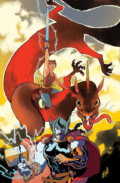 UNBEATABLE SQUIRREL GIRL VOL 2 #46 - Kings Comics