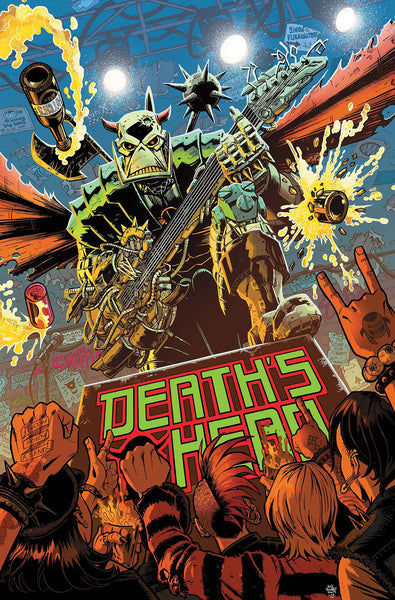 DEATHS HEAD VOL 2 #1