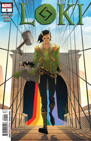 LOKI VOL 3 #1 - Kings Comics