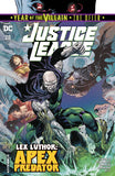 JUSTICE LEAGUE VOL 4 #28 YOTV THE OFFER
