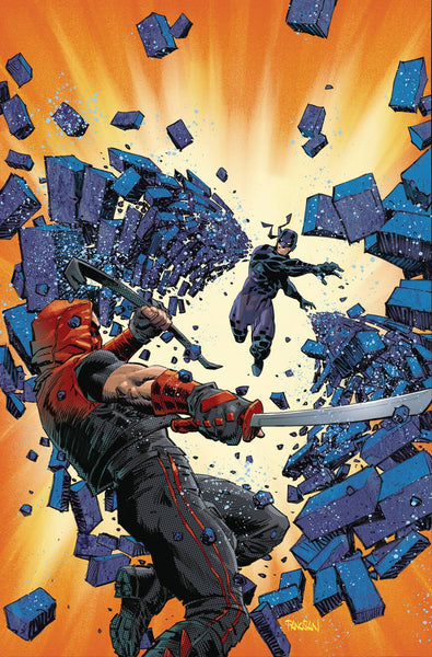 RED HOOD OUTLAW #36 YOTV THE OFFER - Kings Comics