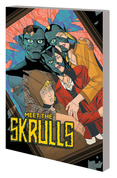 MEET THE SKRULLS TP - Kings Comics