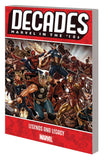 DECADES MARVEL 10S TP LEGENDS AND LEGACY - Kings Comics