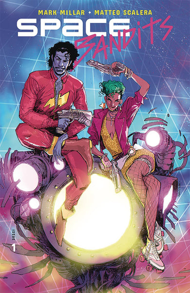 SPACE BANDITS #1 CVR E PICHELLI - Kings Comics