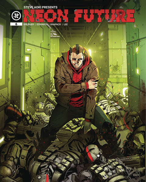 NEON FUTURE #6 CVR A RAAPACK - Kings Comics