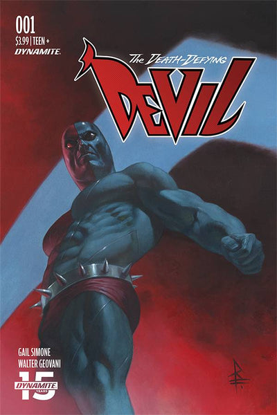 DEATH-DEFYING DEVIL VOL 2 #1 CVR A FEDDERICI - Kings Comics