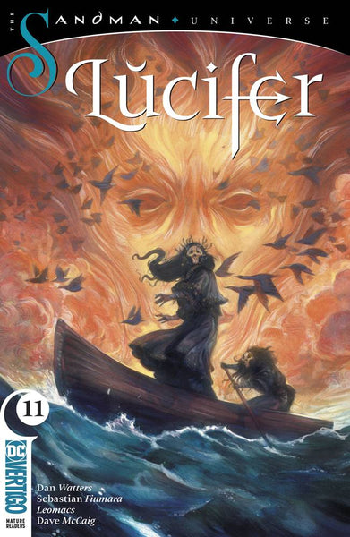 LUCIFER VOL 3 #11 - Kings Comics