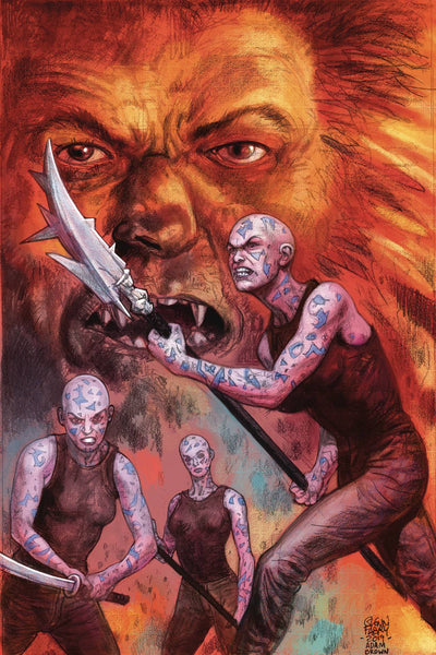 NEIL GAIMAN AMERICAN GODS MOMENT OF STORM #5 CVR A FABRY - Kings Comics