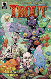TROUT HOLLOWEST KNOCK #3 - Kings Comics