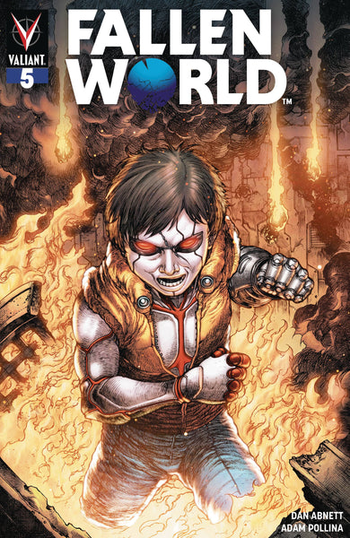 FALLEN WORLD #5 CVR B TOLIBAO - Kings Comics
