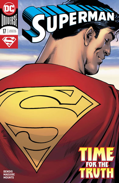 SUPERMAN VOL 6 #17 YOTV
