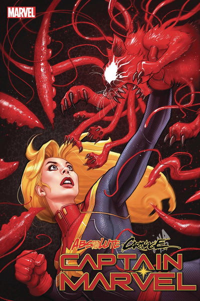 ABSOLUTE CARNAGE CAPTAIN MARVEL #1 AC