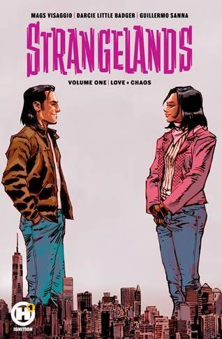 STRANGELANDS TP VOL 01