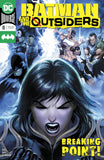BATMAN AND THE OUTSIDERS VOL 3 #8