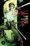 BATMAN CURSE OF THE WHITE KNIGHT #6 CARD STOCK VAR ED