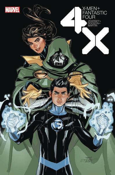 X-MEN FANTASTIC FOUR #4 - Kings Comics