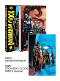 DOOMSDAY CLOCK HC VOL 02 WITH SLIPCASE - Kings Comics